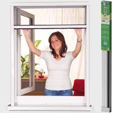 Easy Life Alu Insektenschutz Rollo Greenline Für Fenster 80 X 130 Cm