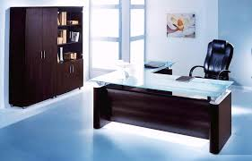 Contemporary glass office Luxury Good Glass Office Desk Nowalodzorg Good Glass Office Desk Town Of Indian Furniture Comfortable