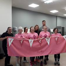 thanks to colleagues set off for the coast to coast walk to raise money for tickled pink