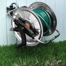 hose real made swinging wall mounted hose reel hose reel parts suncast hose reel