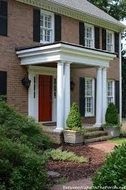 how much does it cost to build or add on a front porch with regard plans 12