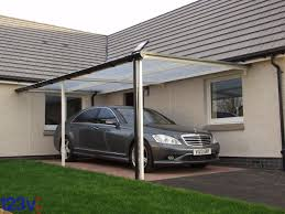 Furniture Contemporary Carport Canopy Design With Grey Cars And Outdoor Garage Design