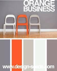 office color palette. Office Color Palette This Orange W Gray Scheme For New My O