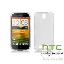 HTC Desire SV - Soft Silikon Kılıf ...