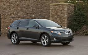 More Toyota-fied: 2012 Venza Gets LE, XLE, and Limited Designations
