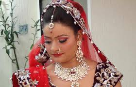 por traditional indian hairstyle for wedding south indian bridal makeup video hairstyle with tutorial love my