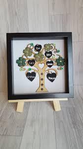 Heart Family Tree Frame