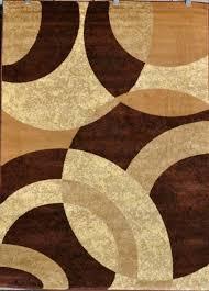 contemporary area rugs brown beige black modern geometric rug carpet 10x14