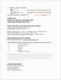Military Civilian Resume Builder