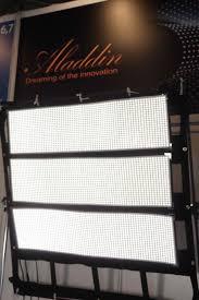 Aladdin Light Ibc 2015 Led Flex Light Maker Aladdin Show New Additions To