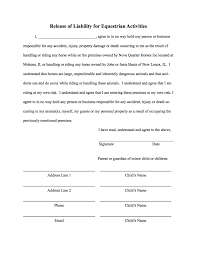new release of carBasic Release of Liability Form  Select Form to open and Print
