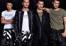 left on dudley o shaughnessy distressed lambskin leather jacket sgd449 right on dudley o shaughnessy cotton jumpsuit
