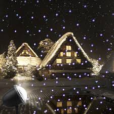 Christmas Projector Lights Ebay Details About Snowfall Projector Light Fantastic Snowflake For Stage Christmas Decoration Hot