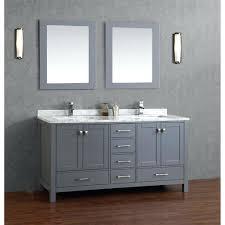 Solid Wood Bathroom Vanity Home Depot