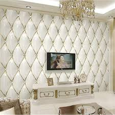 Beibehang Aangepaste Behang 3d Muurschildering Luxe Gold Crystal