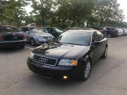 Used 2002 Audi A6 2.7T Quattro for Sale in Toronto, Ontario ...