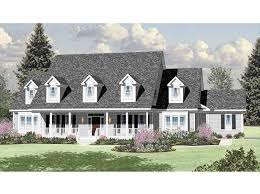 Eplans Cottage House Plan  Connecticut Cottage  1762 Square Feet Cape Cod Home Plans