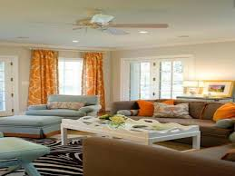 Orange Curtains For Living Room Pattern Drapes Orange And Black Orange And Brown Living Room