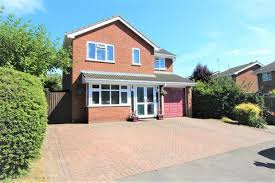 Nice 3 Bedroom Detached House For Sale   Packwood Close, Webheath, Redditch