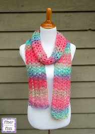 The Island Lace Scarf Is Colorful Airy And Lacy Like A Fresh