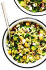 basil   mint orzo salad
