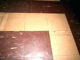 cost to remove vinyl flooring how