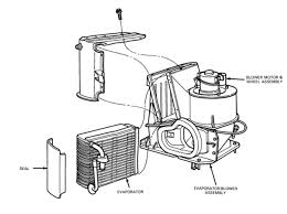 How to replace the heater core in a 1989 ford econoline 250 van chevy heater hose diagram e150 heater core diagram