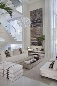 Modern Chic Living Room 30 Casas Encantadoras Com Pac Direito Duplo Living Room