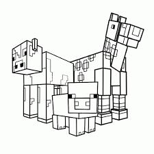 100 Boog Maken Minecraft Kleurplaat 2019