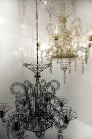 barbed wire chandelier and shows many options for bedroom lamps tutorial