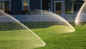 Image result for Lawn Sprinkler Installation