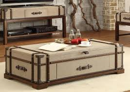 coffee table mesmerizing modern white trunk coffee table leather steamer trunk coffee table storage trunk