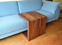 occasional table to slide over the sofa interior with regard couch prepare 6 arm ikea