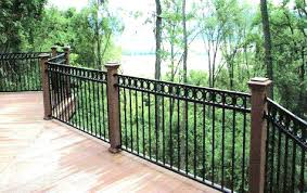 simple wrought iron fence. Wrought Iron Fence Designs Galvanized  Newest Brick . Simple