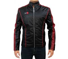 mass effect 3 n7 leather jacket