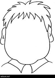 Blank Face Printable Coloring Pages Kids N Fun Coloring Pages Of