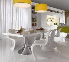 elegant modern dining room chairs