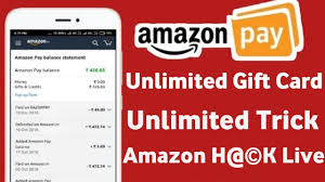 unlimited trick amazon 100 gift card unlimited times live proof