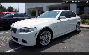 2011 BMW 535i M-Sport Start Up, Exhaust, and In Depth Tour - YouTube