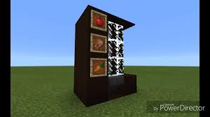 Build A Vending Machine New Minecraft How To Build A Vending Machine Redstone Free YouTube