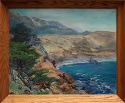 6188: Painting Charlotte Morton Californian - Sep 10, 2006 | Clars Auction  Gallery in CA