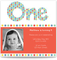 Birthday Invite Ecards 1st Birthday Party Invitations Pingg Com