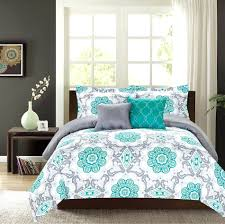 turquoise bedding set comforter twin xl bed sheets king and brown sets