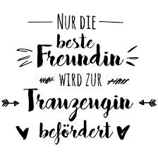Trauzeugin Beste Freundin Hochzeit Geschenk Emaille Tasse Spreadshirt