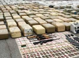 Resultado de imagen para decomisan contrabando de droga
