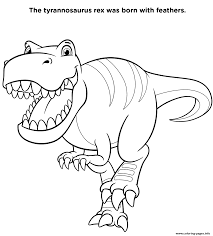 Zuma with scuba gear backpack. Tyrannosaurus Rex For Kids Coloring Pages Printable