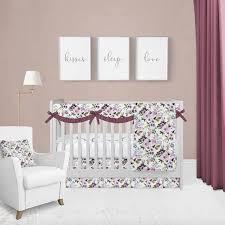 victorian fl crib bedding set crib sets