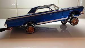 1962 CHEVY IMPALA lowrider model car SET IT OFF. - YouTube