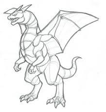 色々なドラゴンの描き方 モンスターを描こう