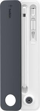 Belkin <b>Case</b> + Stand for <b>Apple Pencil</b> Gray F8J206BTGRY - Best Buy